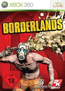 Borderlands X-Box 360
