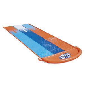 Bestway 52329, Garten-Wasserrutsche, Blau, Orange, Junge/Mädchen, 3 Jahr(e), 5,49 m, 2,24 kg