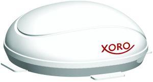 XORO Vollauto Satelliten-Antenne Multi-Output 39cm  MBA26, Farbe: Weiß
