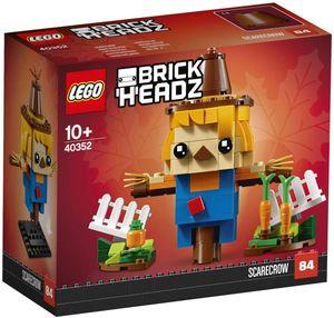 Lego® Brick Headz 40352 Erntedankfest-Vogelscheuche Thanksgiving Scarecrow