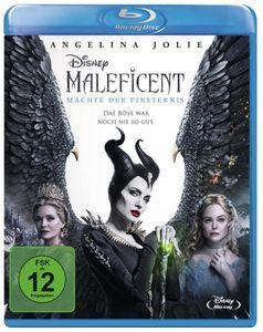 Maleficent - Mächte der Finsternis [Blu-Ray]