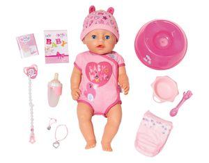 BABY born® softweiche Puppe mit blauen Augen 43 cm