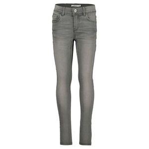 name it Mädchen lange-Hosen in der Farbe Grau - Größe 146