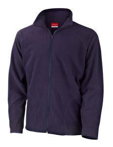 RT114X Micron Fleece Pullover Fleecepullover Outdoor , Farbe:Navy, Größen:L