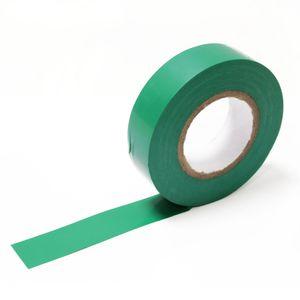BeMatik - 0,15x19mm grüne Isolierband in Spule 20m