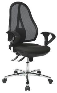 Topstar Open Point SY Deluxe Bürostuhl, schwarz