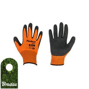 Gartenhandschuhe Schutzhandschuhe PERFECT SOFT Arbeitshandschuhe Latex Größe 10
