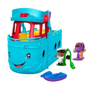 Fisher-Price Little People Schiff