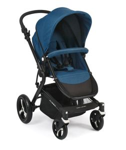 Chic 4 Baby Kombi Passo Kinderwagen Melange Blue