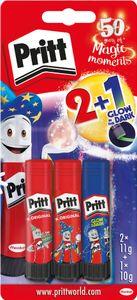 """Pritt Klebestift """"Magic Moments"""" 2x 11 g + 1x 10 g Blister"""