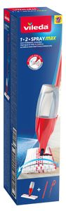 Mop 1-2 Spray Sprühmop MAX BOX mit Sprühgerät Microfaser Sprüh-Wischer Box Vileda