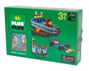 Plus-Plus Mini - Basic 480 - 3-in-1 - Konstruktionsbausteine Bausteine