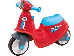 BIG - Classic Scooter, rot-blau
