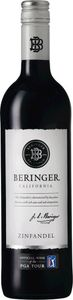 Beringer Classic Zinfandel California 2017 (1 x 0.75 l)