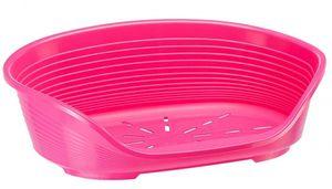 Ferplast hundekorb siesta deluxe 49 x 36 cm rosa