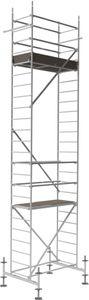 Rollfix 700 | inkl. Fussplatten | Standardtraverse | Rollgerüst