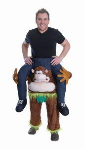Kostüm Affe, Trag Mich Huckepack