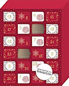 Merry Christmas - Ein Adventskalender deluxe zum Selber-Befüllen