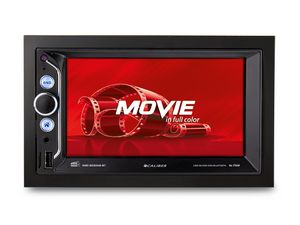 Caliber Autoradio - Bluetooth DAB+ - Touchscreen - 2 DIN