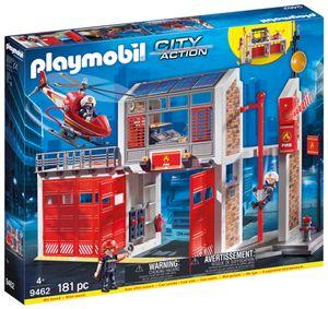 PLAYMOBIL City Action 9462 Große Feuerwache