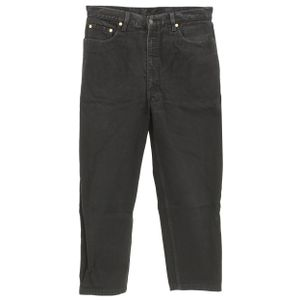 #6207 Levis,  Herren Jeans Hose, Denim ohne Stretch, black, W 33 L 26
