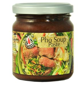 [ 195g ] FLYING GOOSE Würzpaste für Pho (vietnamesische Suppe)