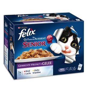 Felix So Gut wie es aussieht Senior 12x85g