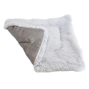 1 Stück Haustierkissen Farbe Grau
