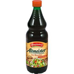 Hengstenberg Altmeister Essig vegan glutenfrei PET Flasche 750ml