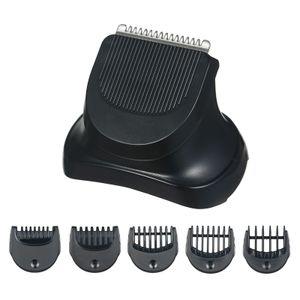 Ersatz des elektrischen Rasierkopfes fuer Braun Series 3 & 5 Bartschneider mit 5 Limit Combs Shaver Head Rasierklinge