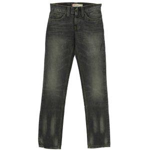 23823 Levis, Levis 511,  Herren Jeans Hose, Denim ohne Stretch, black raw, W 29 L 34