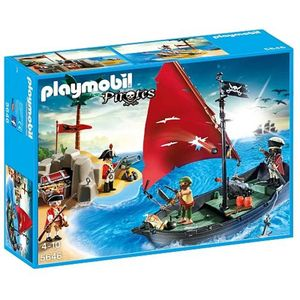 Playmobil 5646 - Kampf um den Goldschatz 5646