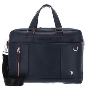 U.S. POLO ASSN. Cambridge Business Bag Navy