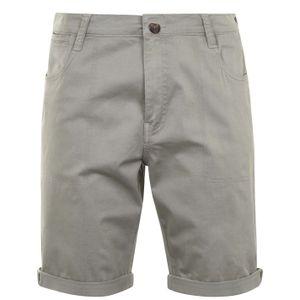 SoulCal Herren Chino Shorts Small
