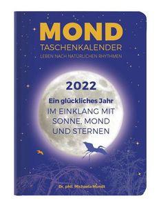 Mond Taschenkalender 2022