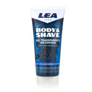LEA Body & Shave Rasiergel 175 ml