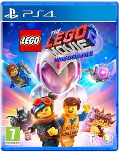 Sony The LEGO Movie 2, PS4, PlayStation 4, Multiplayer-Modus, E10+ (Jeder über 10 Jahre)