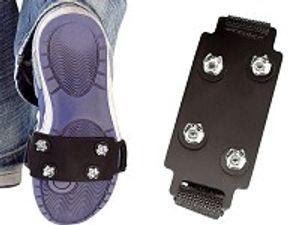 Semptec Schuhspikes Antirutsch Spikes Schuhketten Schneespikes Schneeketten Eis Eisspikes rutschen