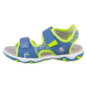 Superfit MIKE 3.0 Jungen Sandale in Blau, Größe 27