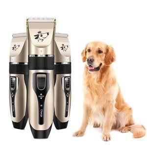 Rasierer für Hunde Hunderasierer Elektrische Haarschneidemaschine Tierhaarschneider