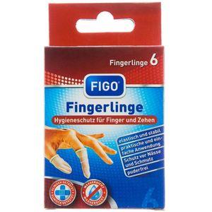 FIGO Fingerlinge, 6 Stück Fingerlinge, 6 Stück1 Pack