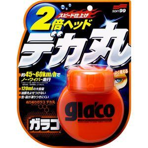 SOFT99 Glaco Roll On Large, Scheibenversiegelung, 120ml