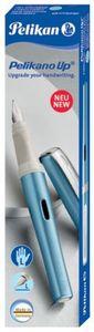Pelikan 814690, Blau, Kartuschenfüllsystem, Blau, Rundspitze, Linkshändig, Box