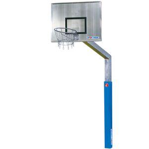 """Sport-Thieme Basketballanlage """"Fair Play"""" mit Kettennetz, Korb """"Outdoor"""""""