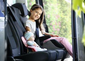 Baby Annabell Travel Autositz