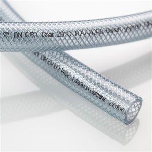 Rehau Rauilam Raufilam E - PVC Gewebeschlauch Meterware 13 mm