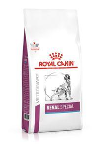 Royal Canin Veterinary Diet Hund Renal Special Trockenfutter, Option:10 kg