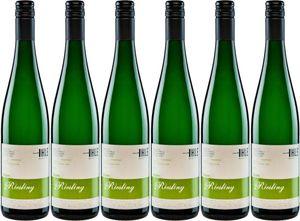 6x Riesling Spätlese 2016 – Weingut Ihle, Baden – Weißwein
