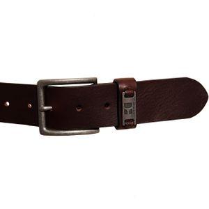 HUGO BOSS  Leder Gürtel   Größe   100   dark brown