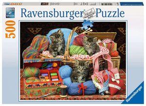 Flauschiges Vergnügen Ravensburger 14785